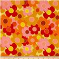 Thesaurus Allover Floral Yellow