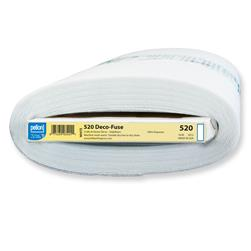 Pellon Deco-Fuse Firm Interfacing White
