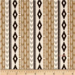 Riley Blake High Adventure Tribal Tan