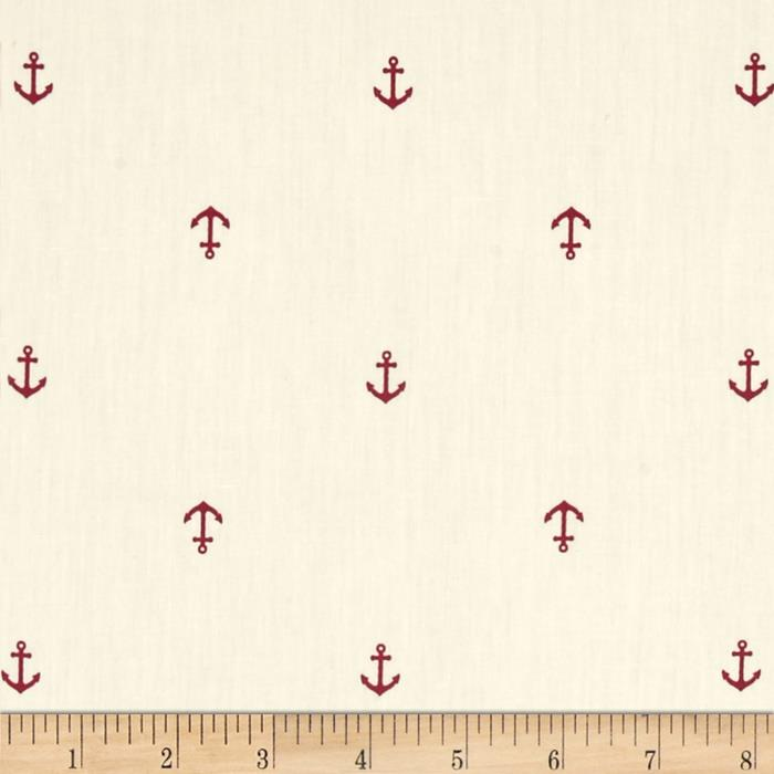 Pimatex Mini Print Anchor Red