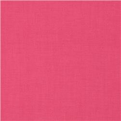 Riley Blake Crayola Solids Tickle Me Pink