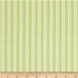 Moda Darling Little Dickens Ticking Stripe Spring
