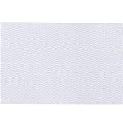 "3"" Heavy Duty Elastic White - By the Yard"