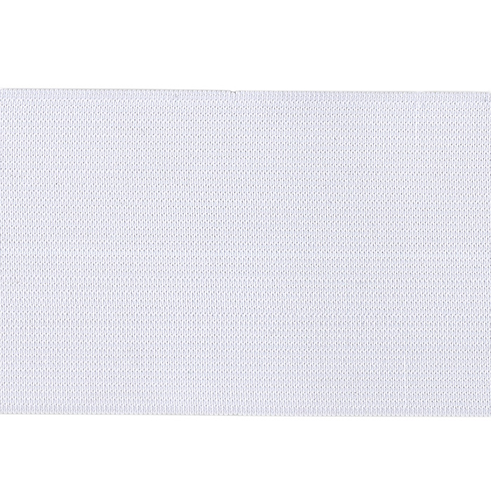3'' Heavy Duty Elastic White by Notions Marketing in USA