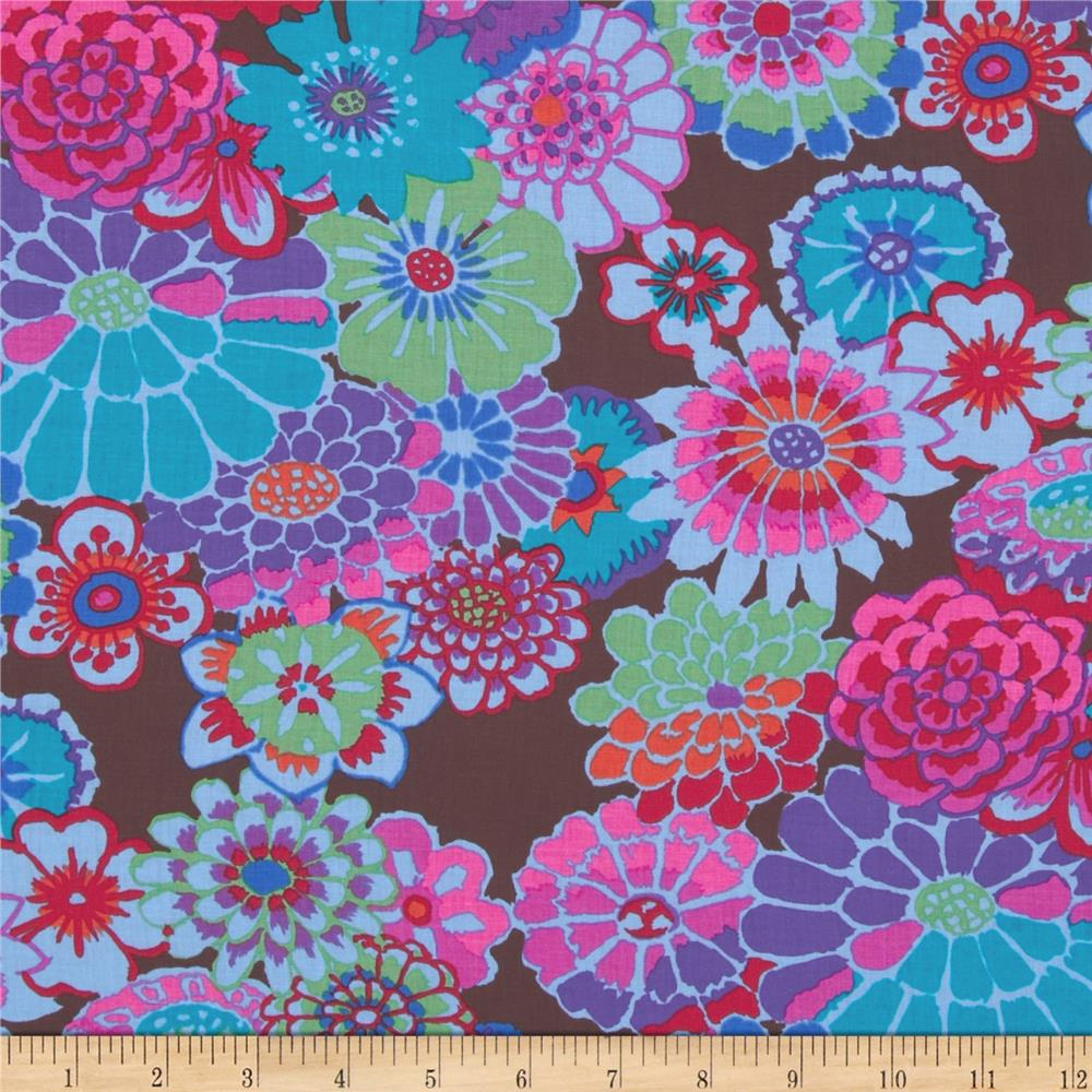 Kaffe Fassett Collective Asian Circles Dark
