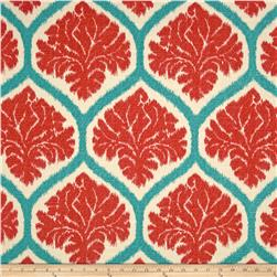 Duralee Home Ambrey Poppy Red