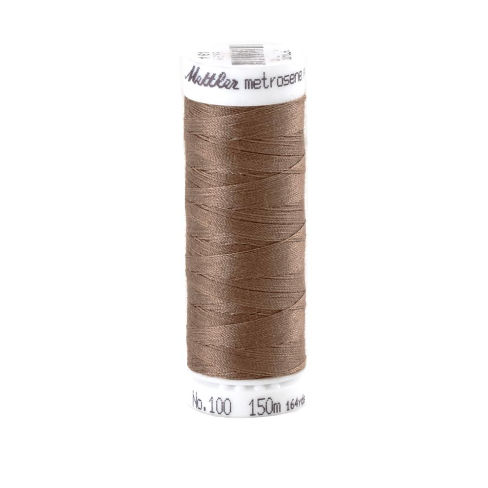 Mettler Metrosene Polyester All Purpose Thread Khaki