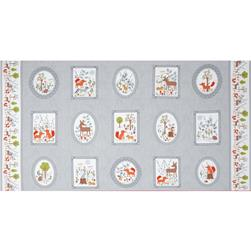 Gentle Forest Picture Frames Gray