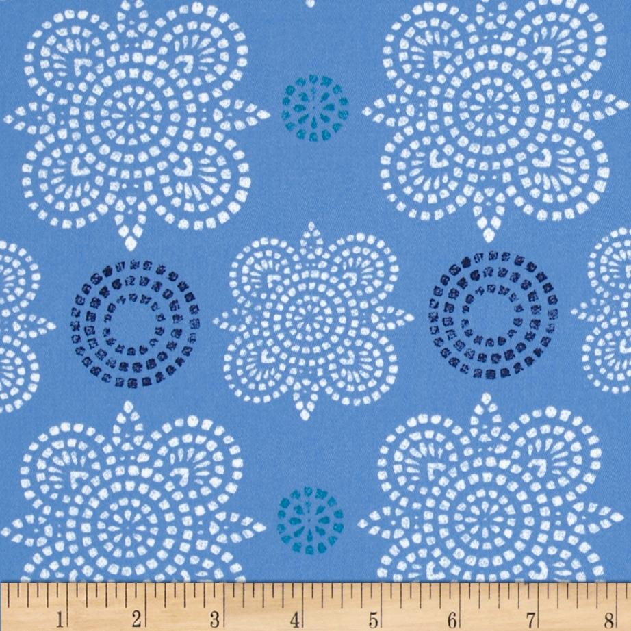 Ty Pennington Home Decor Sateen Fall 11 Taj Blue