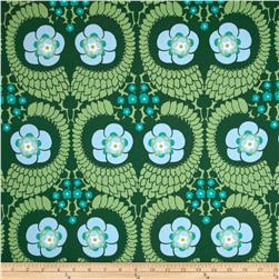 Amy Butler Violette Home Decor Sateen French Twist Pine