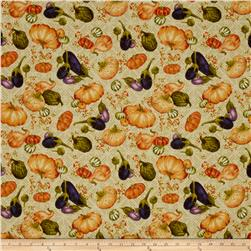 Penny Rose Autumn Hue Main Green