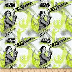 Rogue One: A Star Wars Story Jyn Erso Lime