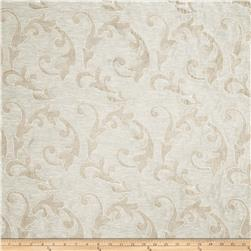 Fabricut Acquire Scroll Linen Blend Taupe