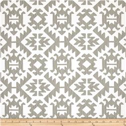 Premier Prints Pawnee Twill Snowy Gray