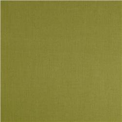 Lightweight Pure Linen Solid Light Green