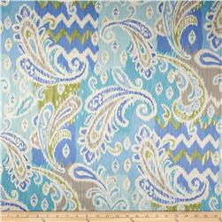 Waverly Splash of Color Twill Ccelestial Fabric