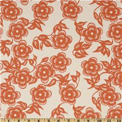 Ty Pennington Home Decor Impressions Asian Floral Spice