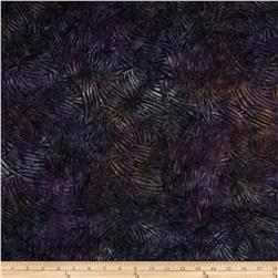 Batavian Batiks Chopped Stick Purple
