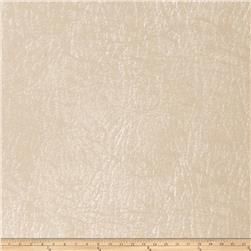 Fabricut Iridium Faux Leather Oyster
