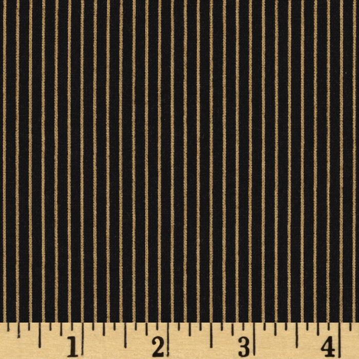 IQSC Birdsong Narrow Stripe Black
