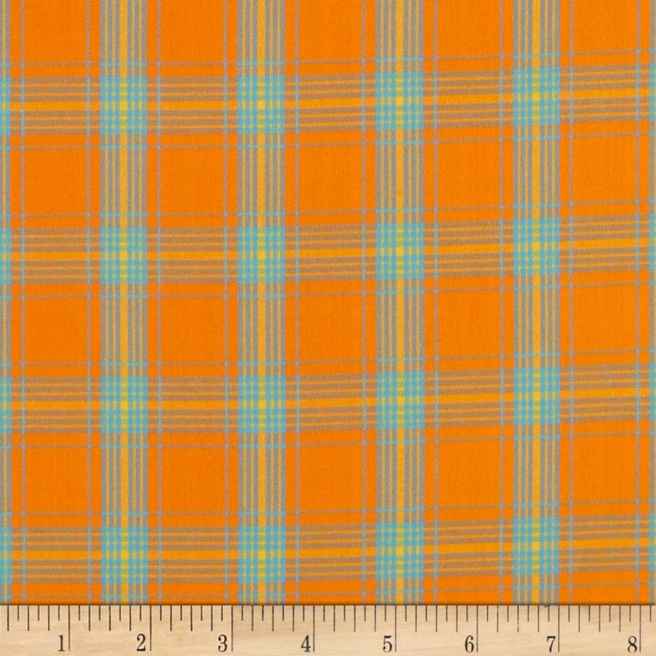 Kaufman Classic Threads Plaid Summer