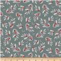 Alpine Holly Toss Gray