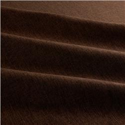 Eroica Cosmo Linen Chocolate Fabric