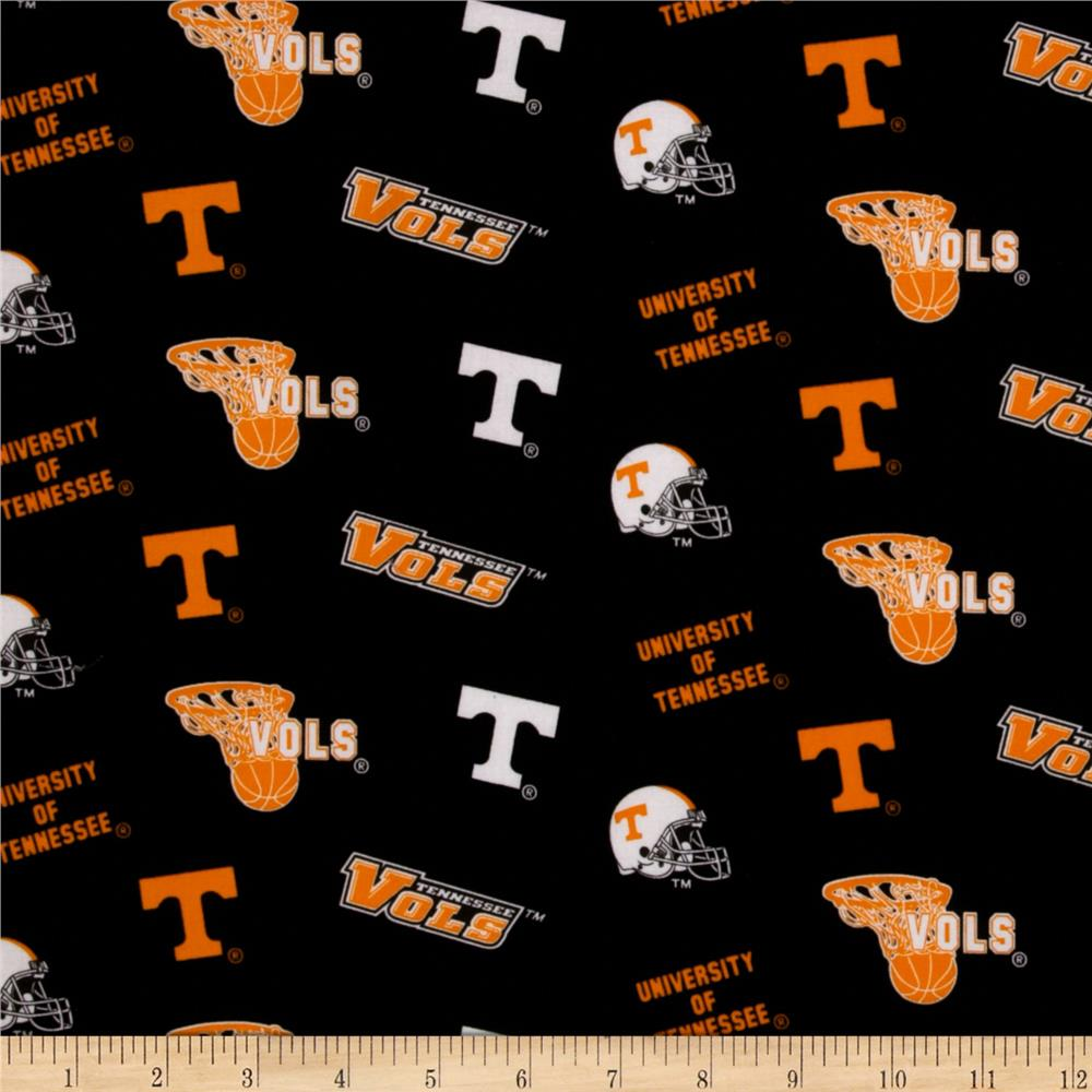 Collegiate Cotton Broadcloth The University of Tennessee