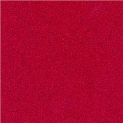Sparkle Vinyl Ruby Red