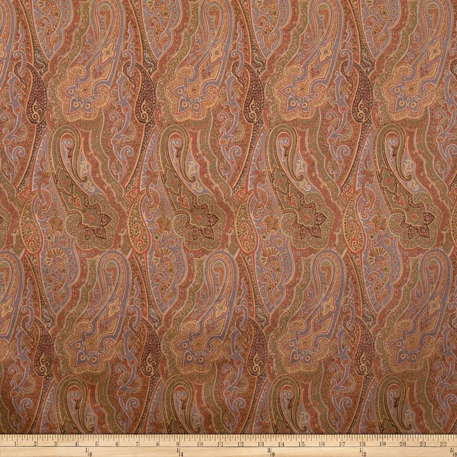 Paisley Home Decor Fabric Shop Online At