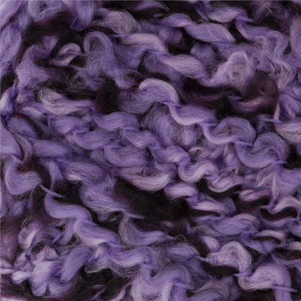 Bernat Soft Boucle Yarn (46337) Lavender - Discount Designer Fabric ...