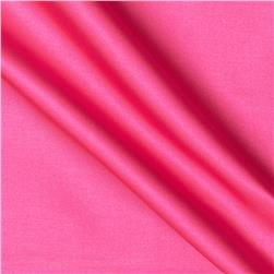 China Silk Polyester Lining Neon Pink