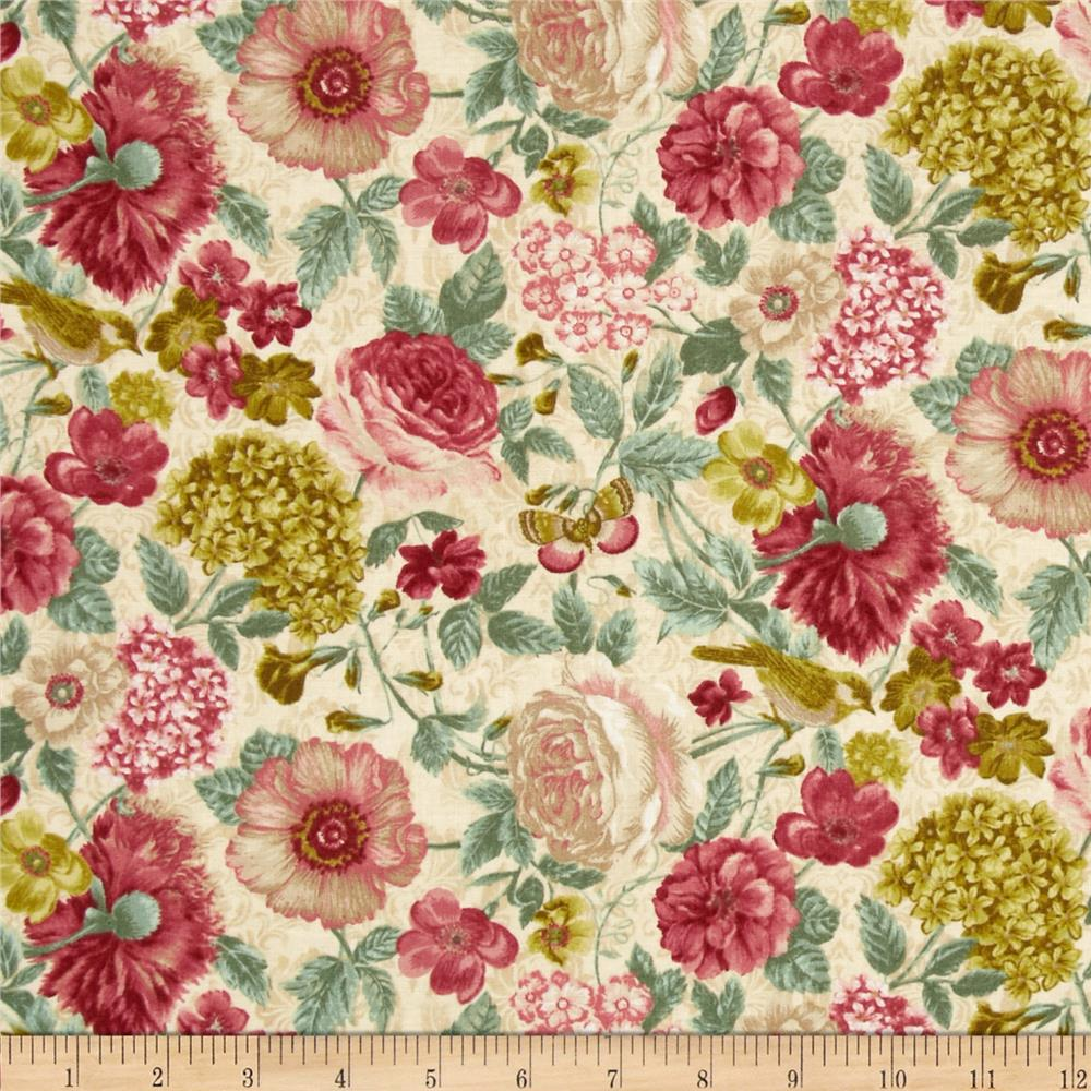 A Walk In The Park Floral Cream
