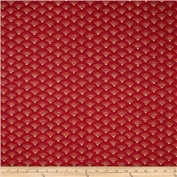 Richloom Radar Twill Red