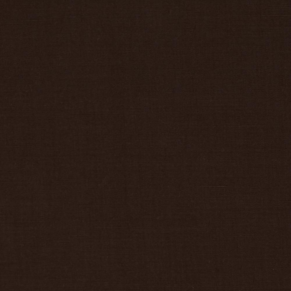 Cotton Blend Broadcloth Chocolate Brown