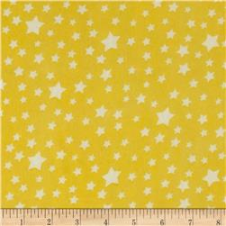 Yoryu Chiffon Stars White/Yellow