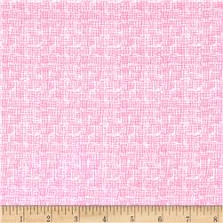 Dear Stella Intermix Flannel Net Bubblegum