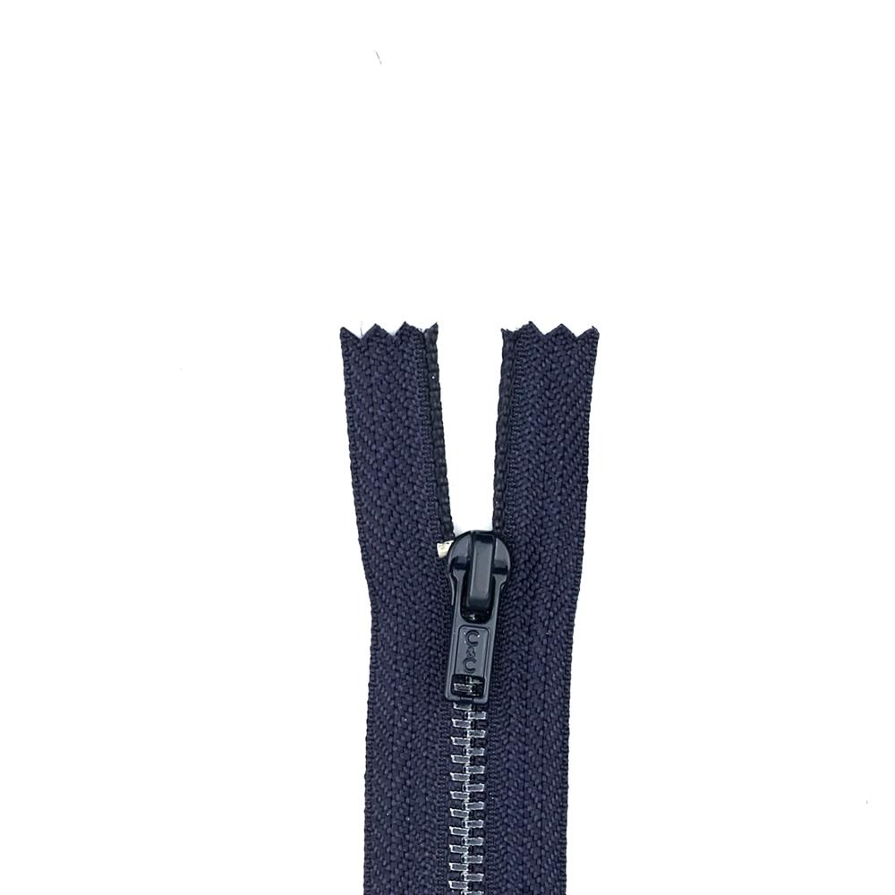 Metal All Purpose Zipper 7'' Navy
