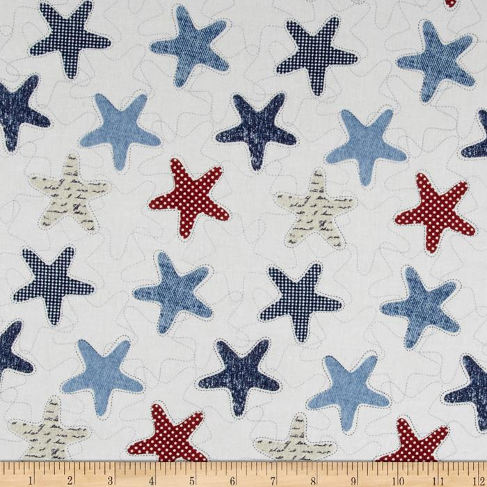 Anchors Away Starfish Multi