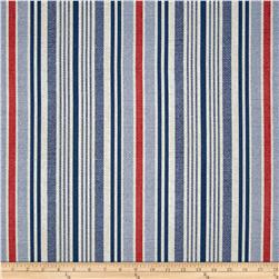 Michael Miller Indigo Cove Long Stripe Sailor