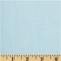Moda Fresh Air Grid Light Blue