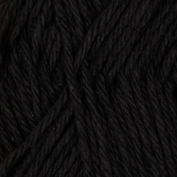 Lion Brand Kitchen Cotton Yarn (153) Licorice