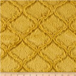 Minky Soft Lattice Cuddle Antique