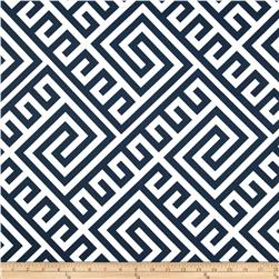 RCA Meander Navy Fabric