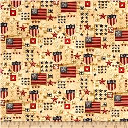Stars & Stripes II USA Flags & Stars