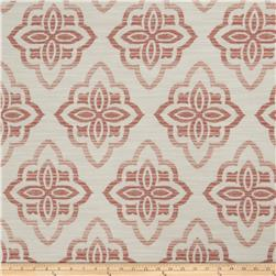 Jaclyn Smith Medici Chenille Jacquard Blush