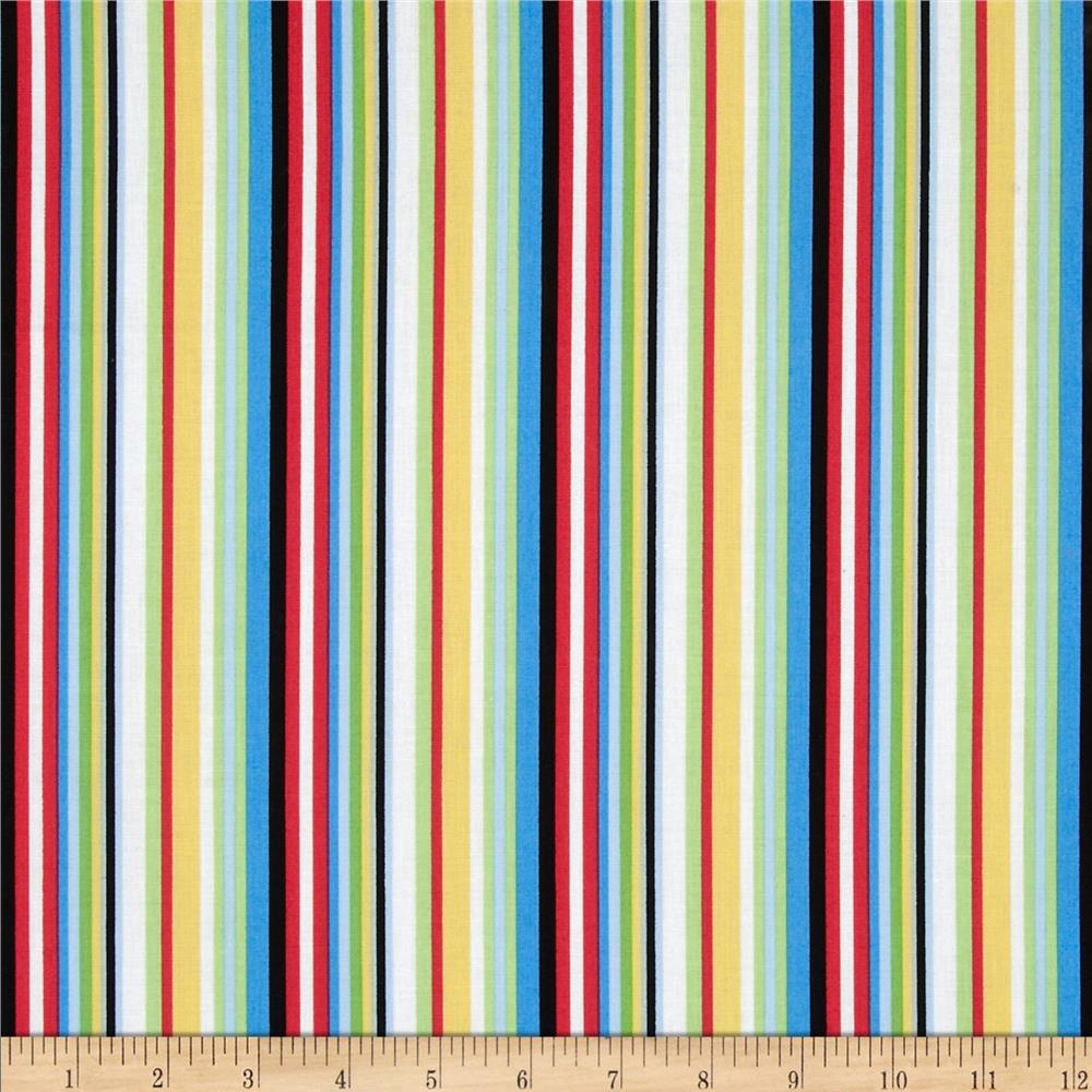 Toy Tales Stripe Multi