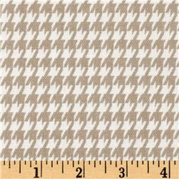 Premier Prints Houndstooth Powder Grey