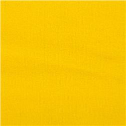 Fluffy Solids Flannel Lemon