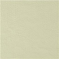 Fabricut 03343 Faux Leather Cream